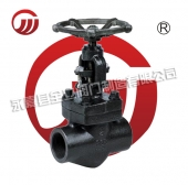 A105 forged steel thread stop valve J11H J11Y