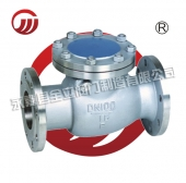 Stainless steel swing check valve H44W
