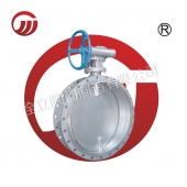 Stainless steel ventilation butterfly valve -D341W-1
