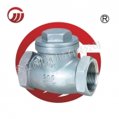 H14W-16R, H14W-16P-type internal thread stainless steel check valve