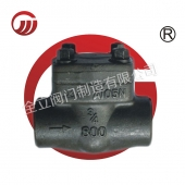 Forged steel socket welding check valve H64H H61H