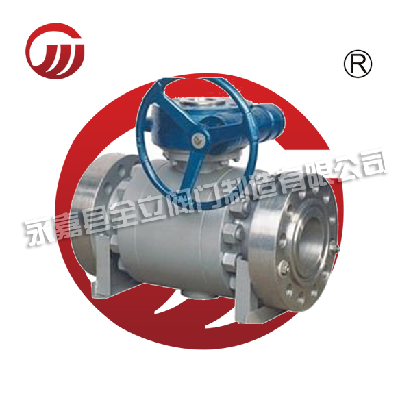 Stainless steel ball valve High - pressure turbine Q347F